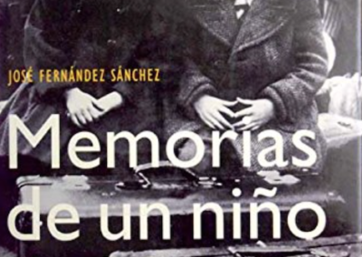 Memorias de un niño de la guerra, de José Fernández