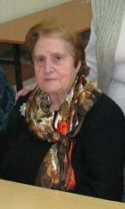Antolína Echevarría Aguirrezábal, niña de la Casa de Jersón/Tundrija