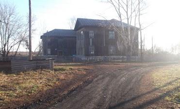 Edificio de la Casa/Escuela en Tundrija