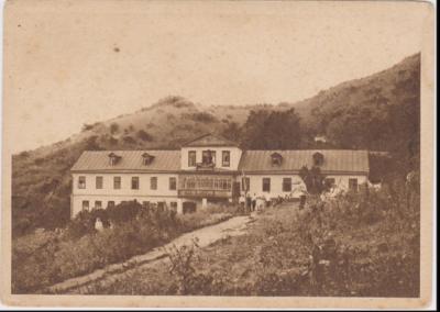 Casa de Piatigorsk, Beshtau