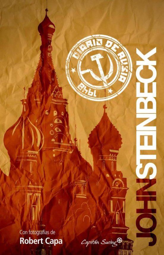 Diario de Rusia, de John Steinbeck, con fotografía de Robert Capa