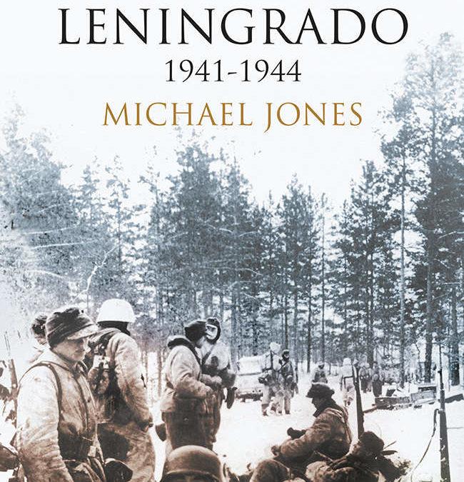El sitio de Leningrado, de Michael Jones