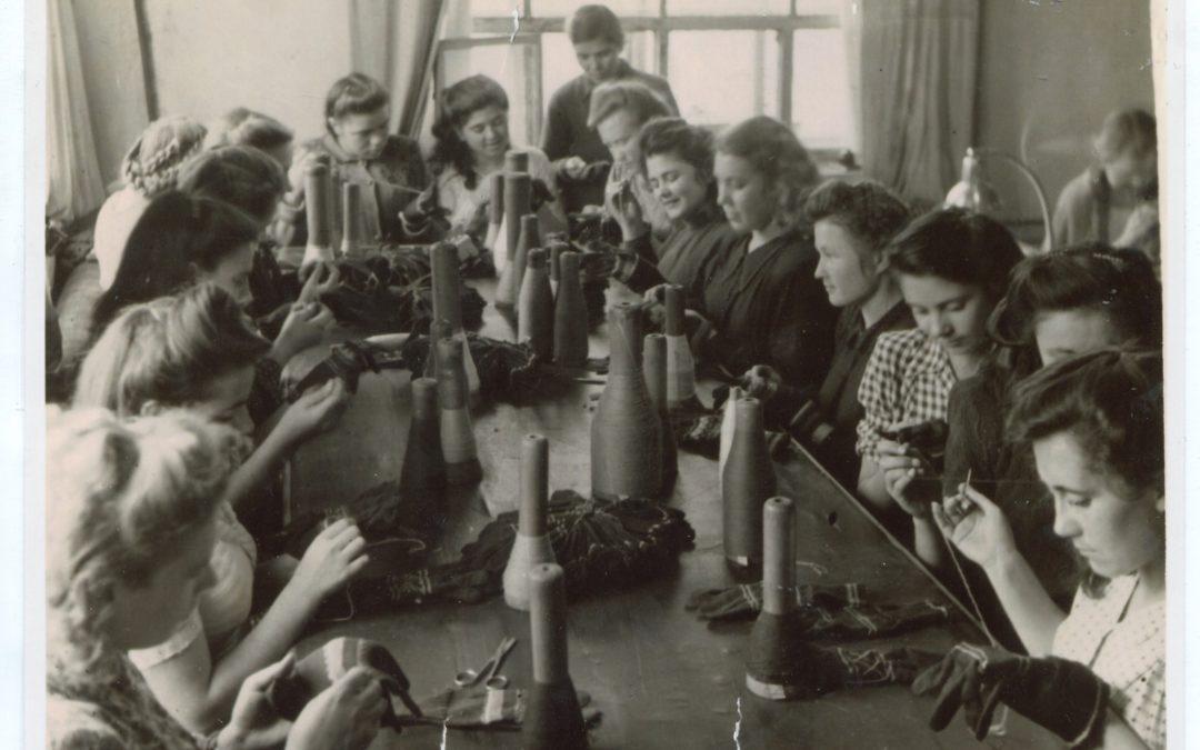 Mujeres en Rusia