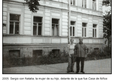 Pushkin, Casa 10