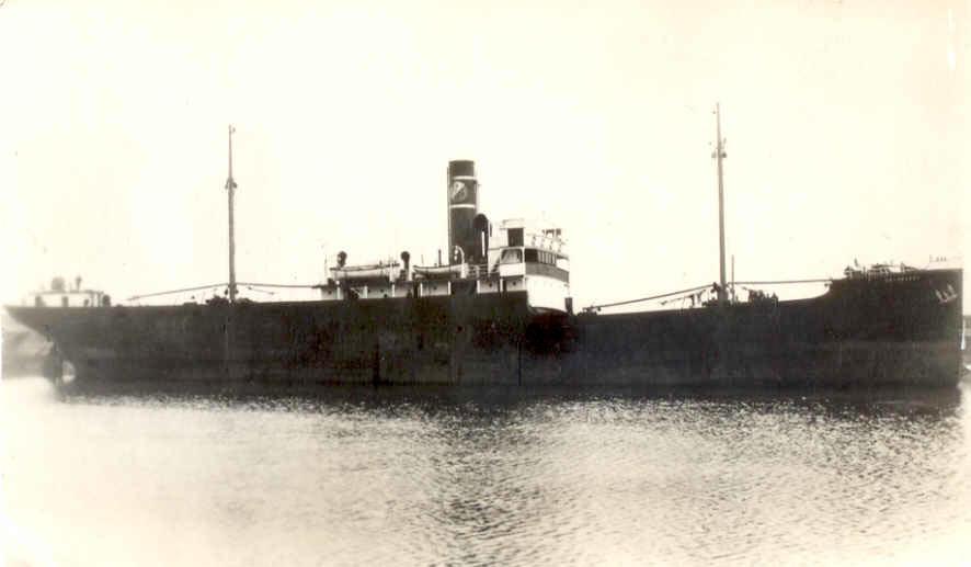 El buque Ostenbruck, idéntico al Dairiguerrme