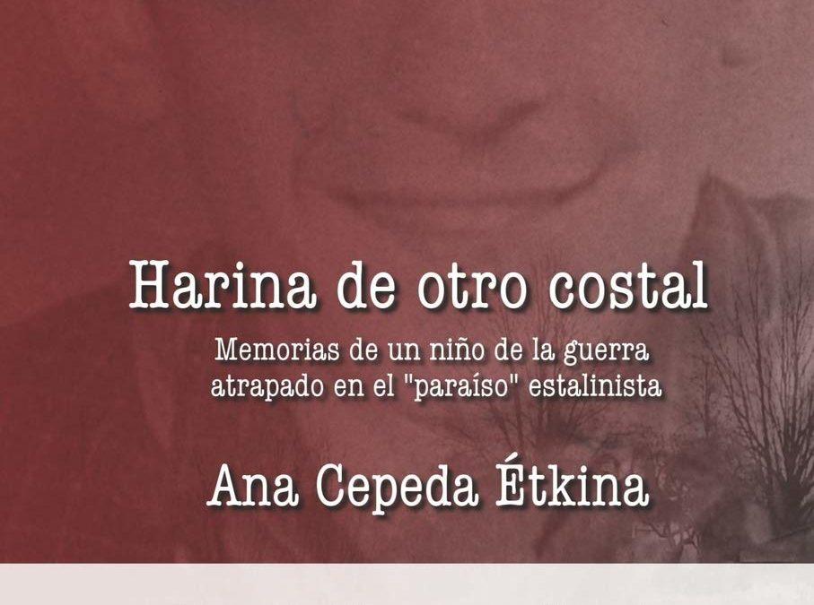 Harina de otro costal, de Ana Cepeda
