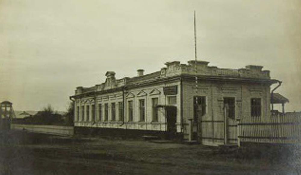 Kukkus, Casa en el óblast de Saratov