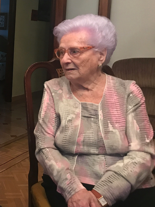 Emilia Fernández Cueli. Avilés, febrero de 2020.