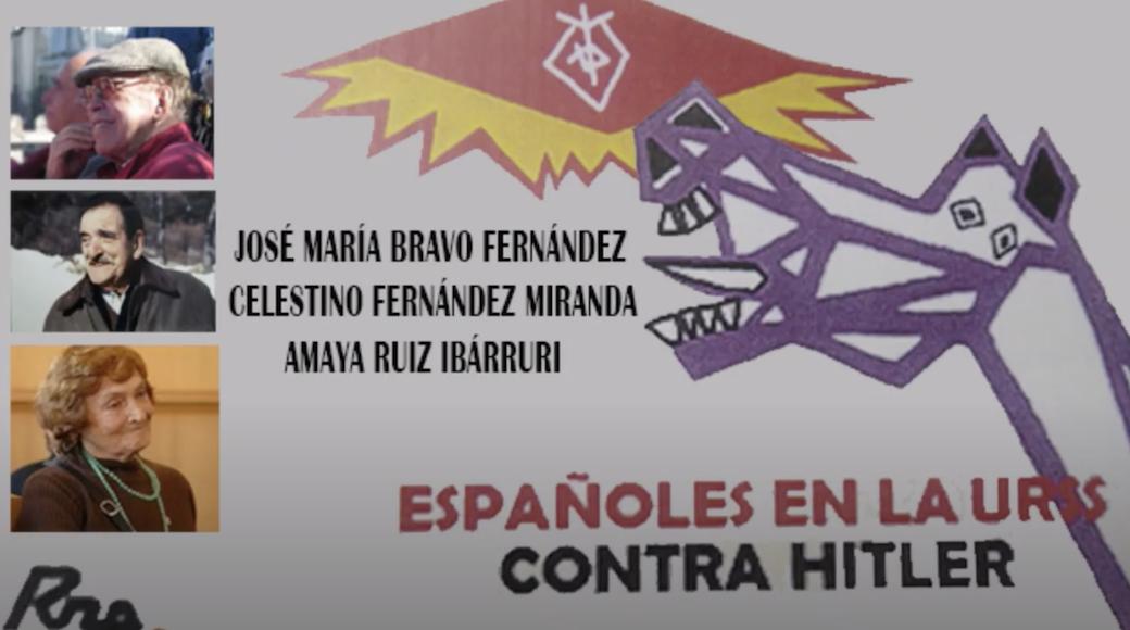 Españoles en la URSS contra Hitler (audio)