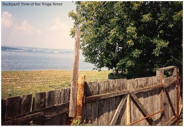 Orillas del Volga, a su paso por Kukkus