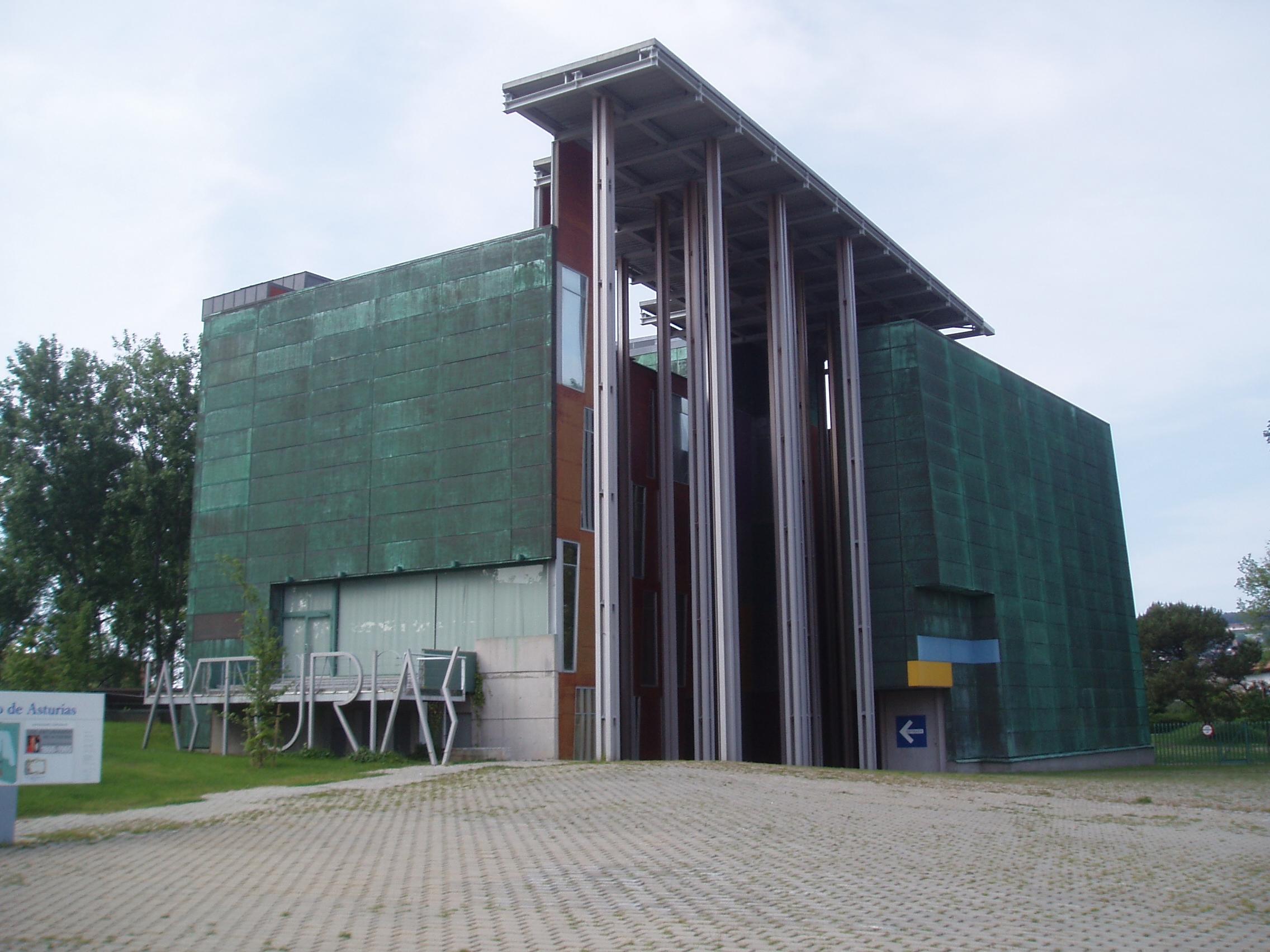 Museo del Pueblo de Asturias en Gijón.