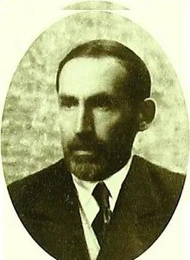 Rubén Landa Vaz, en 1928. Fuente: Revista Machadiana.