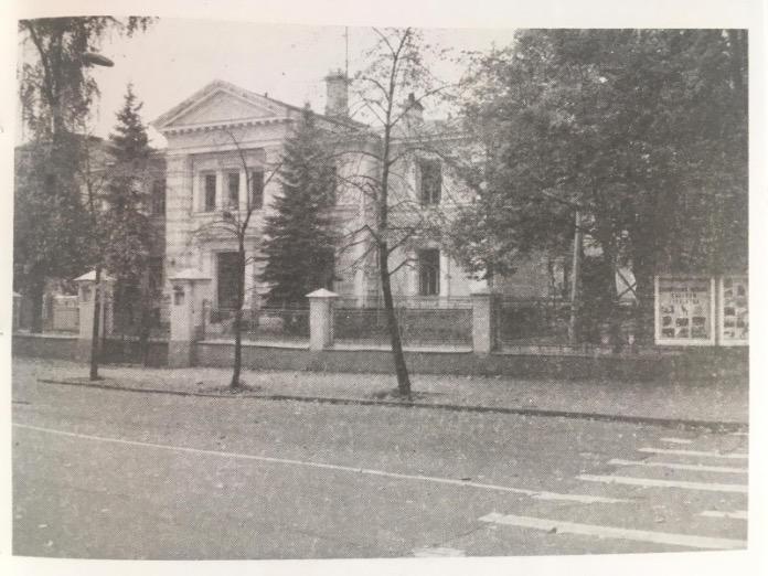 Pirogovskaya 13, Moscú, Casa 7