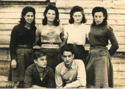 Moscú, 1948, Luis Fernández y otros